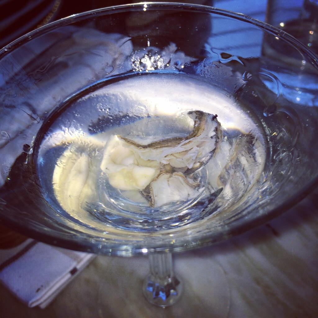 Rockefeller Martini