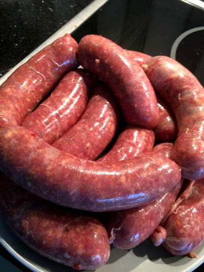 Texas Hot Links