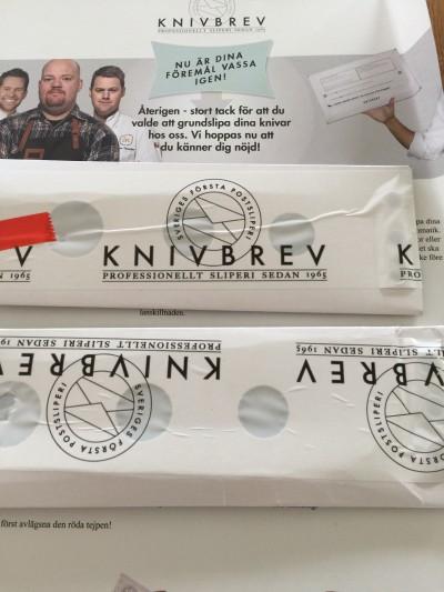 Knivbrev.se – test