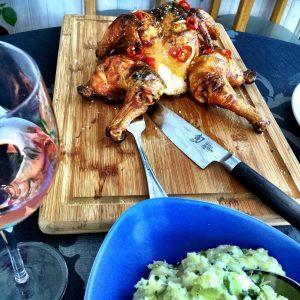 helgrillad kyckling 1